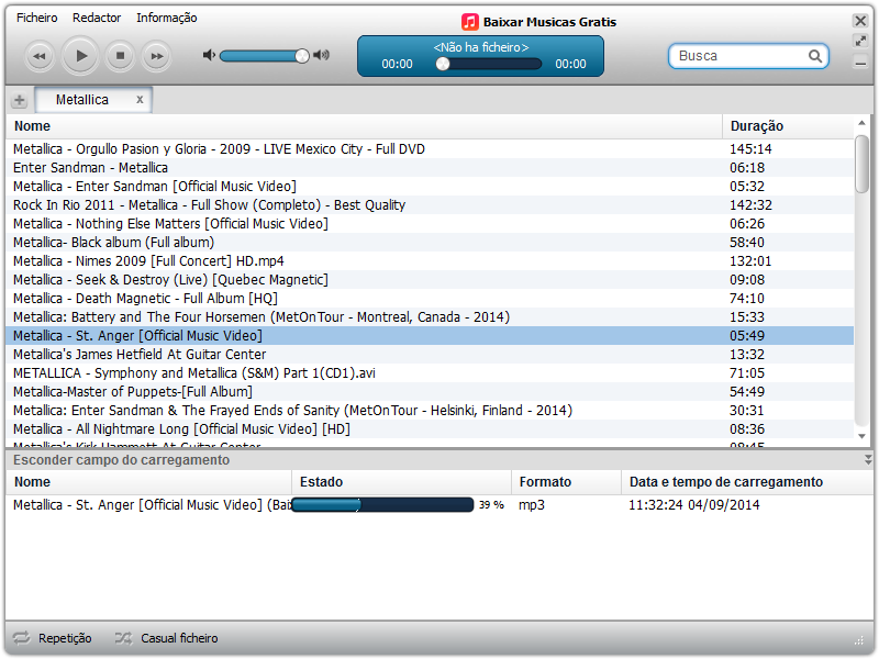 musica in formato wav gratis